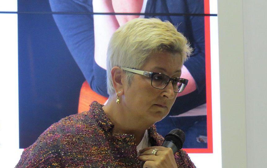 Татьяна Устинова на ММКВЯ 2016. / commons.wikimedia.org