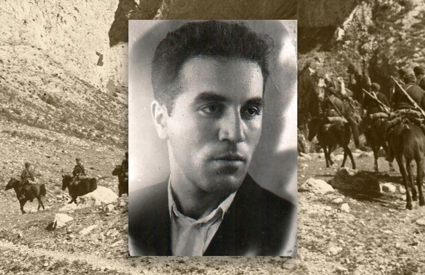 Чархчян Дереник Сергеевич (1916 - 26.07.1943), рядовой Ставропольского кавалерийского корпуса. / Музей литературы и искусства имени Егише Чаренца (Ереван)