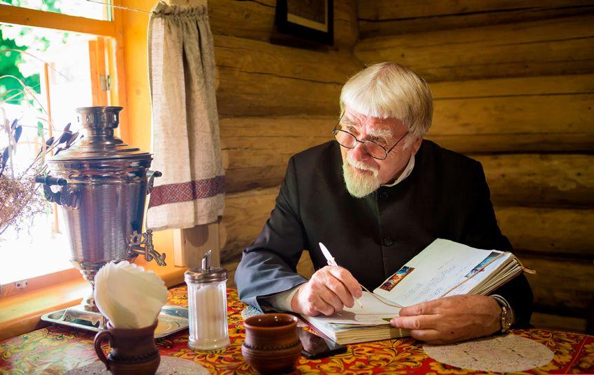 Ушел из жизни критик, писатель, искусствовед Валентин Курбатов