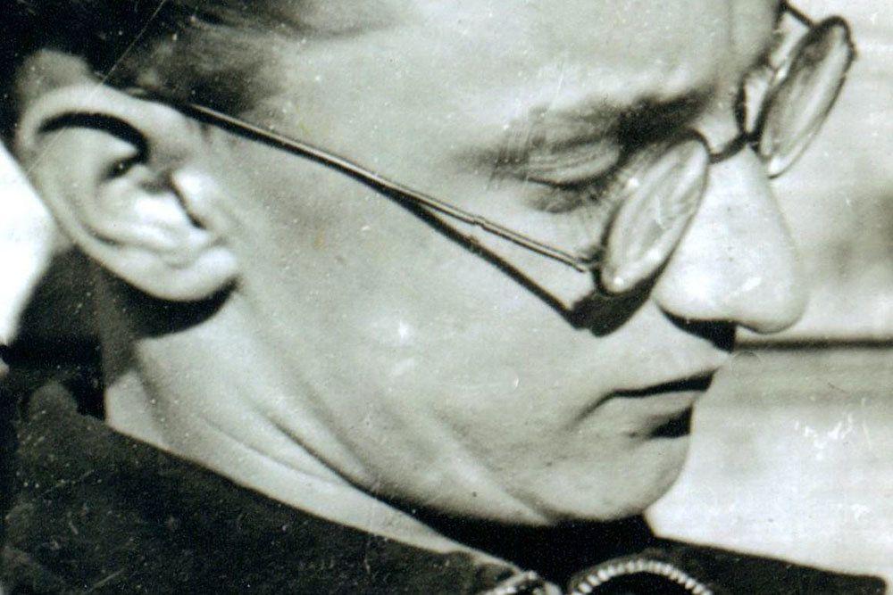 Поэт, переводчик, литературовед и пианист старший лейтенант Дмитрий Удинцев погиб 25 июня 1944 года в разведке боем близ белорусской деревни Якуши / Из архива Ольги Глебовны Удинцевой