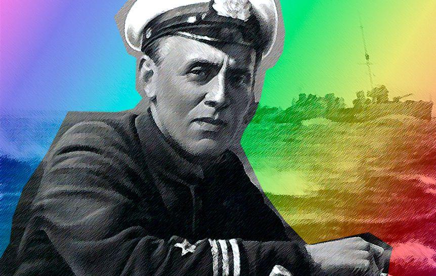 Сергей Адамович Колбасьев (1899 - 1942) — русский и советский моряк, прозаик-маринист, поэт, радиолюбитель, энтузиаст джаза  / godliteratury.ru