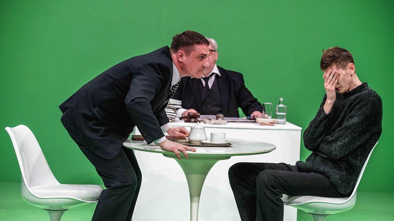 Фото: Анастасия Брюханова/ Пресс-служба Новой сцены Александринского театра