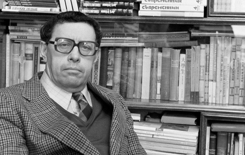 40 лет назад, 28 марта 1981 года, ушел из жизни писатель Юрий Трифонов / rg.ru