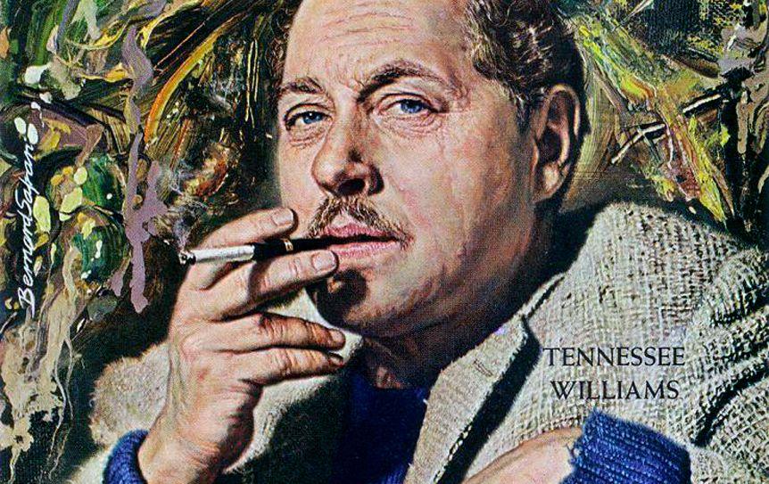 Теннесси Уильямс – великий драматург ХХ столетия, пьесы которого останутся с нами с нами и в XXI веке. / Обложка журнала Time,1962 г./ гsafran-arts.com
