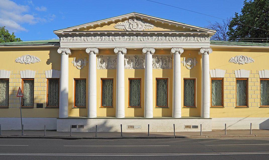 Государственный музей Л.Н. Толстого на Пречистенке / commons.wikimedia.org