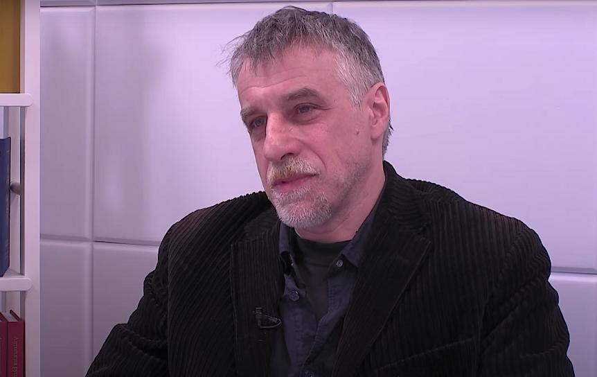 Валерий Кислов / Скриншот видеозаписи интервью с youtube