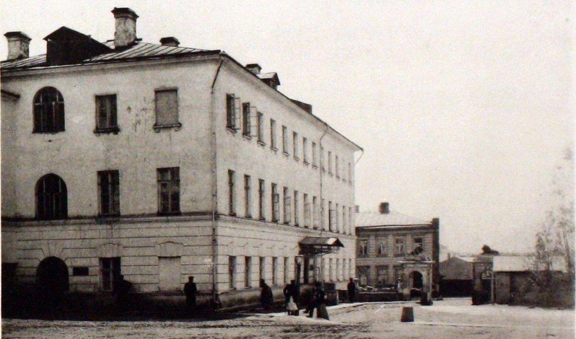 Квартира Достоевских на Божедомке / Фото: Государственная публичная историческая библиотека