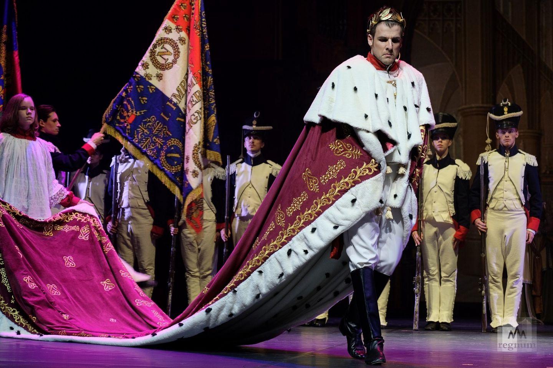 Опера-драма «Le prince André. Князь Андрей Болконский» в московском театре Et Cetera / www.mskagency.ru