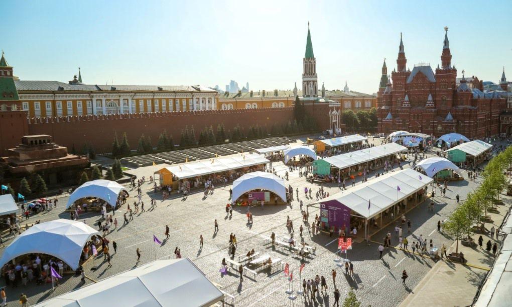Фото: пресс-служба фестиваля 'Красная площадь'