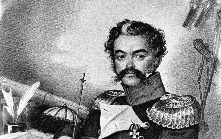 Генерал-лейтенант Денис Давыдов. Фото: РИА Новости