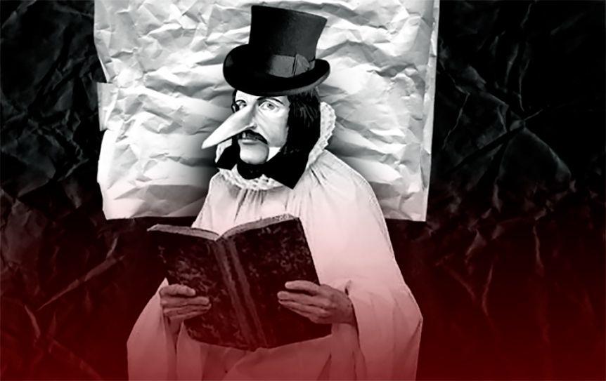 Спектакль по 'Мертвым душам' Гоголя на сцене Театра имени Евг. Вахтангова / vakhtangov.ru
