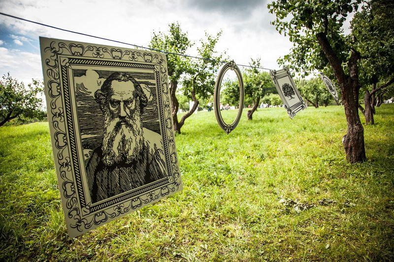 Всем, кто приедет в знаменитую усадьбу Льва Толстого 'Ясная Поляна' в год ее 100-летия, обещают сюрпризы.  / Предоставлено фестивалем 'Толстой'