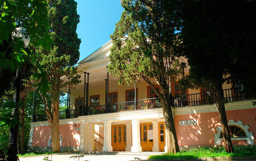 Музей Пушкина в Гурзуфе / Wikipedia.org