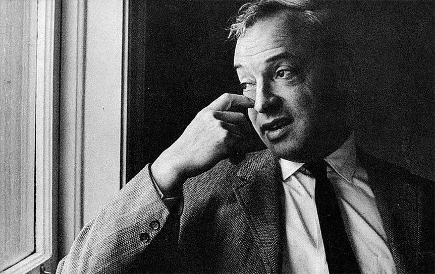 Фотопортрет писателя Сола Беллоу, использованный для задней обложки первого издания Герцога (1964). / en.wikipedia.org