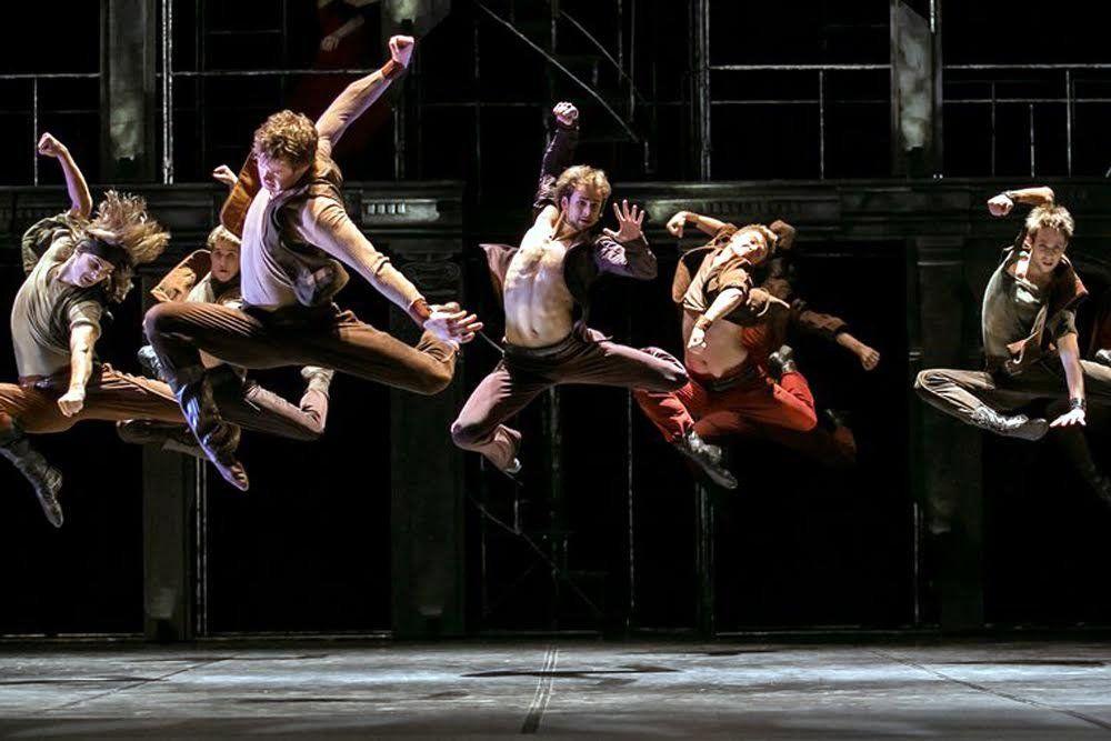 Никого не оставил равнодушным балет 'По ту сторону греха' по мотивам 'Братьев Карамазовых'. Фото: Театр Бориса Эйфмана