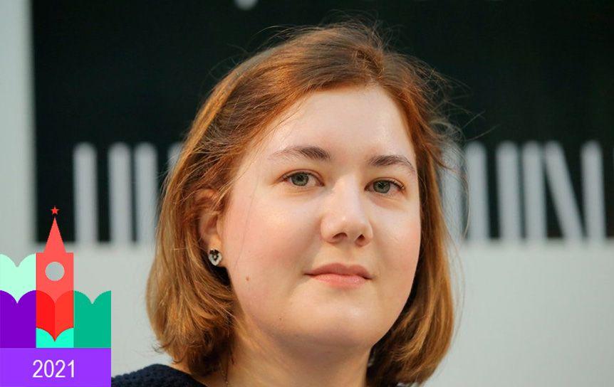 Писатель Анастасия Строкина рассказала о своих новых книгах