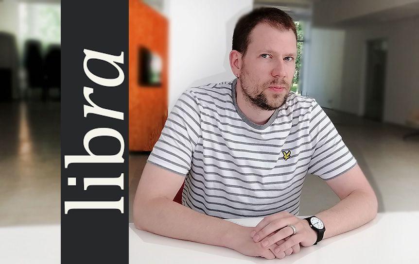 Интервью с Александром Филипповым-Чеховым, – германистом, создателем libra / Михаил Визель