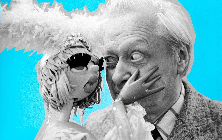 Художественный руководитель Центрального театра кукол Сергей Образцов, 1970 год. Фото Валентина Кузьмина /Фотохроника ТАСС