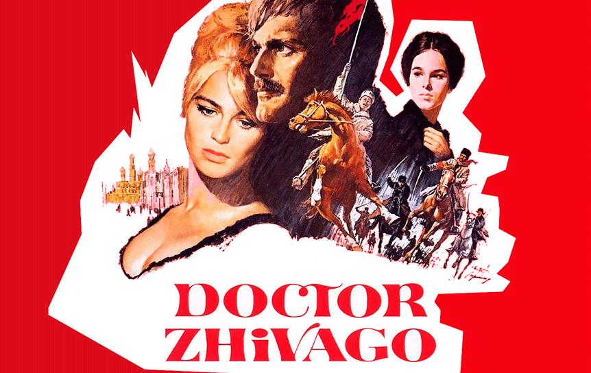 Доктор Живаго (1965).  Кинофильм режиссёра Дэвида Лина, США, Италия / Wikipedia.org