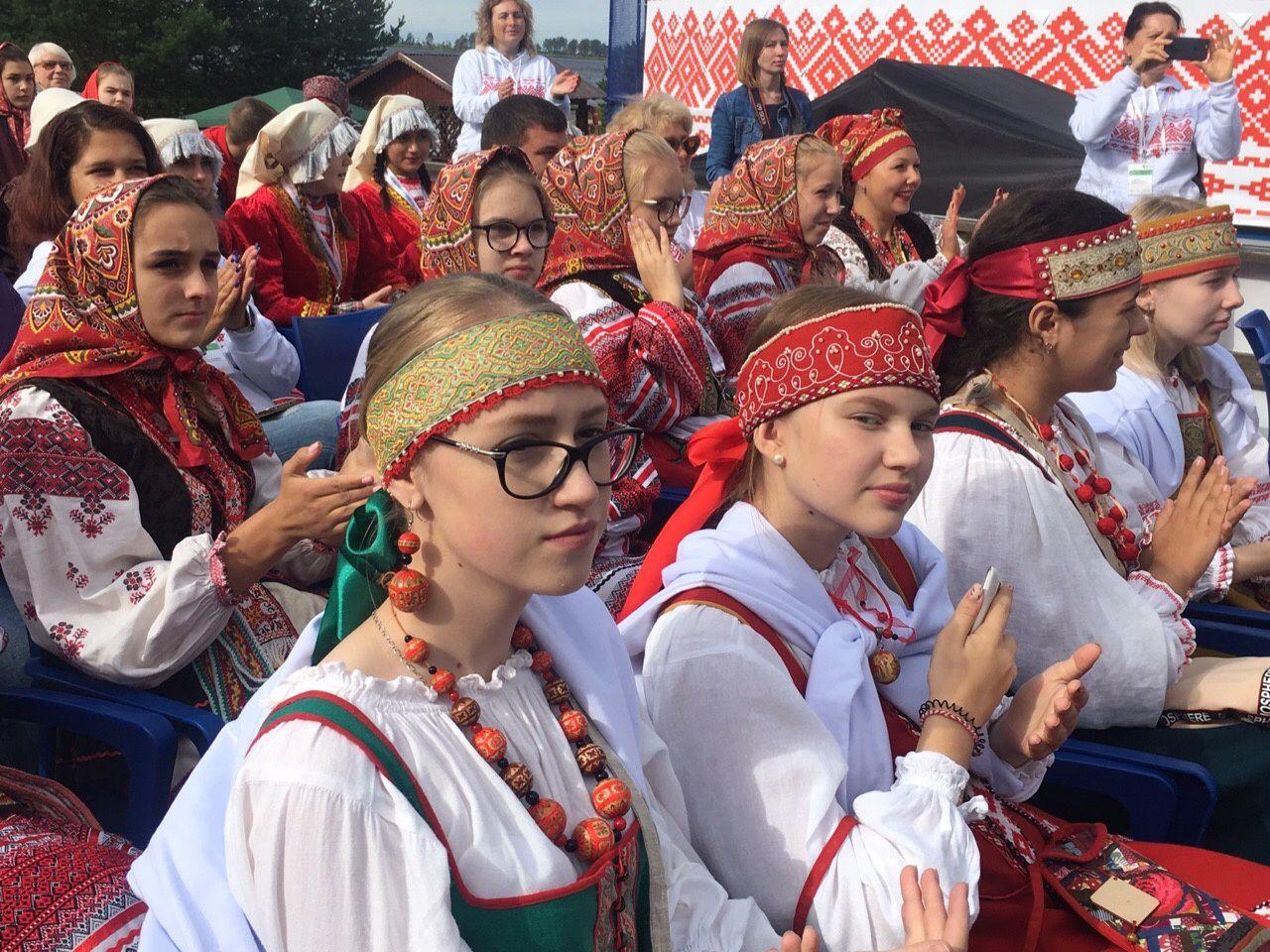 Подведены итоги Всероссийского детского фестиваля народной культуры «Наследники традиций» / rgo.ru