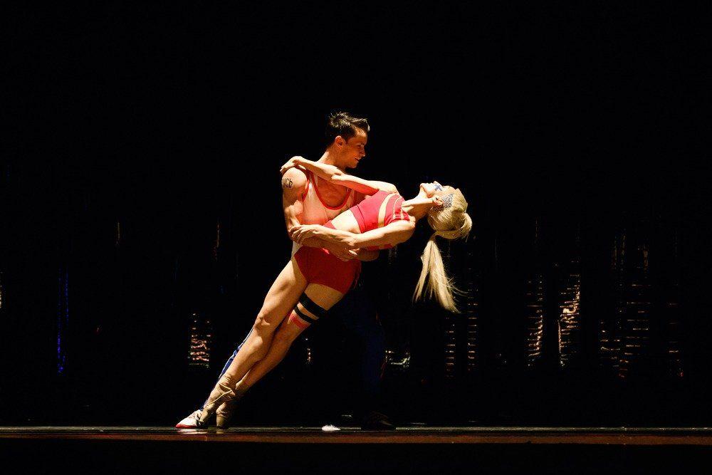 В новой версии балета партию Конька-горбунка танцует Анастасия Кержеманкина, Ивана - Алексей Селиверстов / Предоставлено пресс-службой 'Урал Опера Балет'