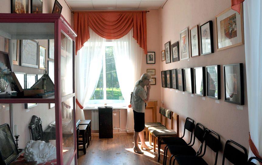 5 лет назад в селе Погорелое Городище открылся музей «Дорога к Пушкину». / pushkin-museum.ru