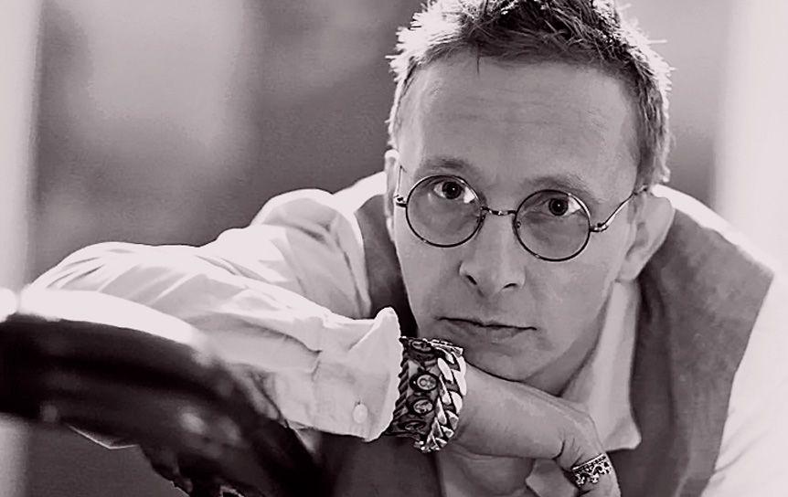 В этом году в свет выйдет новая книга Ивана Охлобыстина - 'Пластмасса. Фантастический роман'.  / pravmir.ru