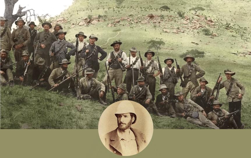 Знаменитый историко-приключенческий роман Луи Буссенара «Капитан Сорви-голова»,  написанный им в 1901 году, рассказывает о войне за независимость двух бурских республик, Трансвааля и Оранжевой, против английских колонизаторов.