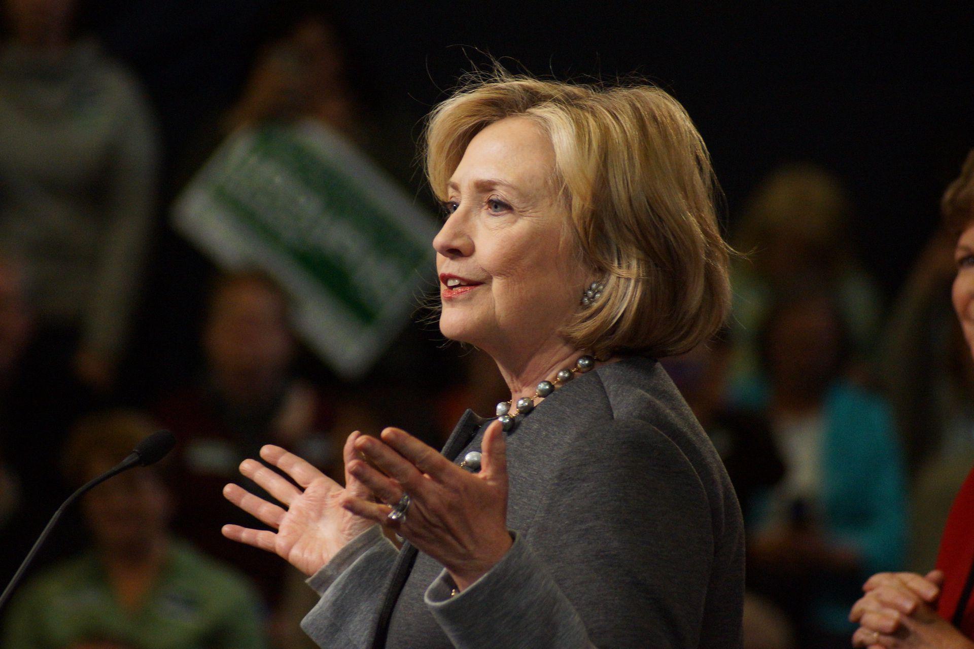 Хиллари Клинтон / Marc Nozell / flickr.com